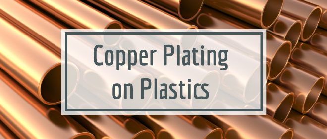 Copper Plating on Plastics - Sharretts Plating Company