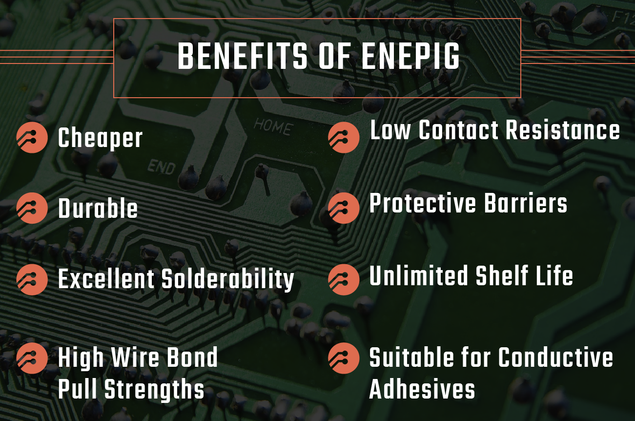 benefits of gold plating on PCBs