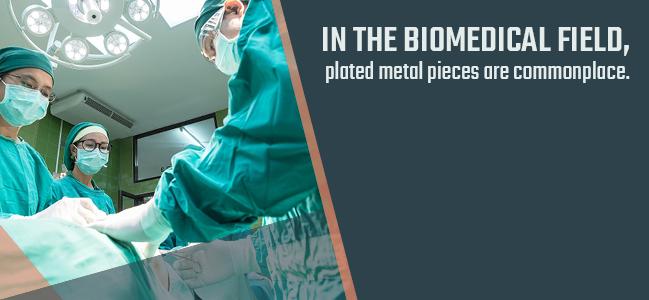 Precious Metals for Biomedical Applications