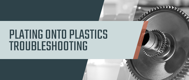 plating onto plastics
