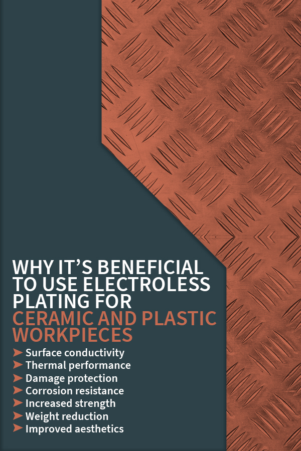 Electroplating on Non-Conductive Materials | SPC