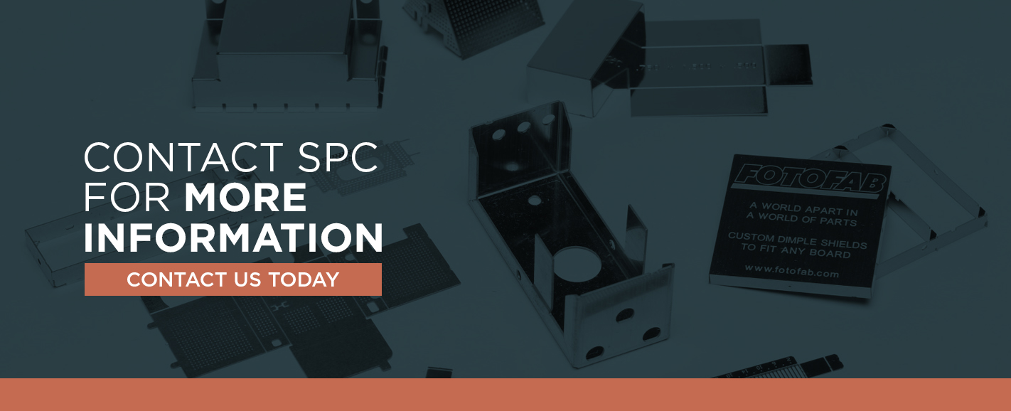 Contact SPC for More Information