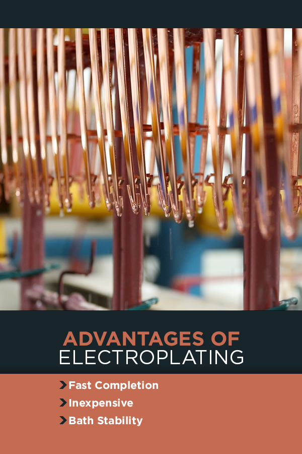 Electroless (Autocatalytic) Vs Electrolytic Plating - Sharretts
