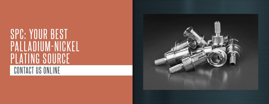 SPC: Your Best Palladium-Nickel Plating Source