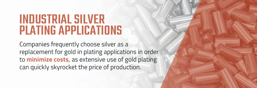 Industrial Silver Plating Services | Plating with Silver