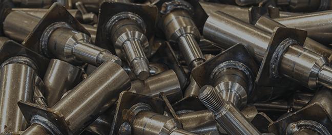 palladium plated parts